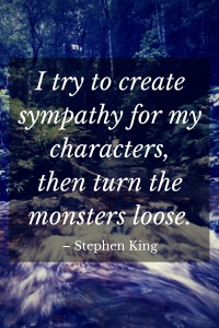 Stephen King on Characters