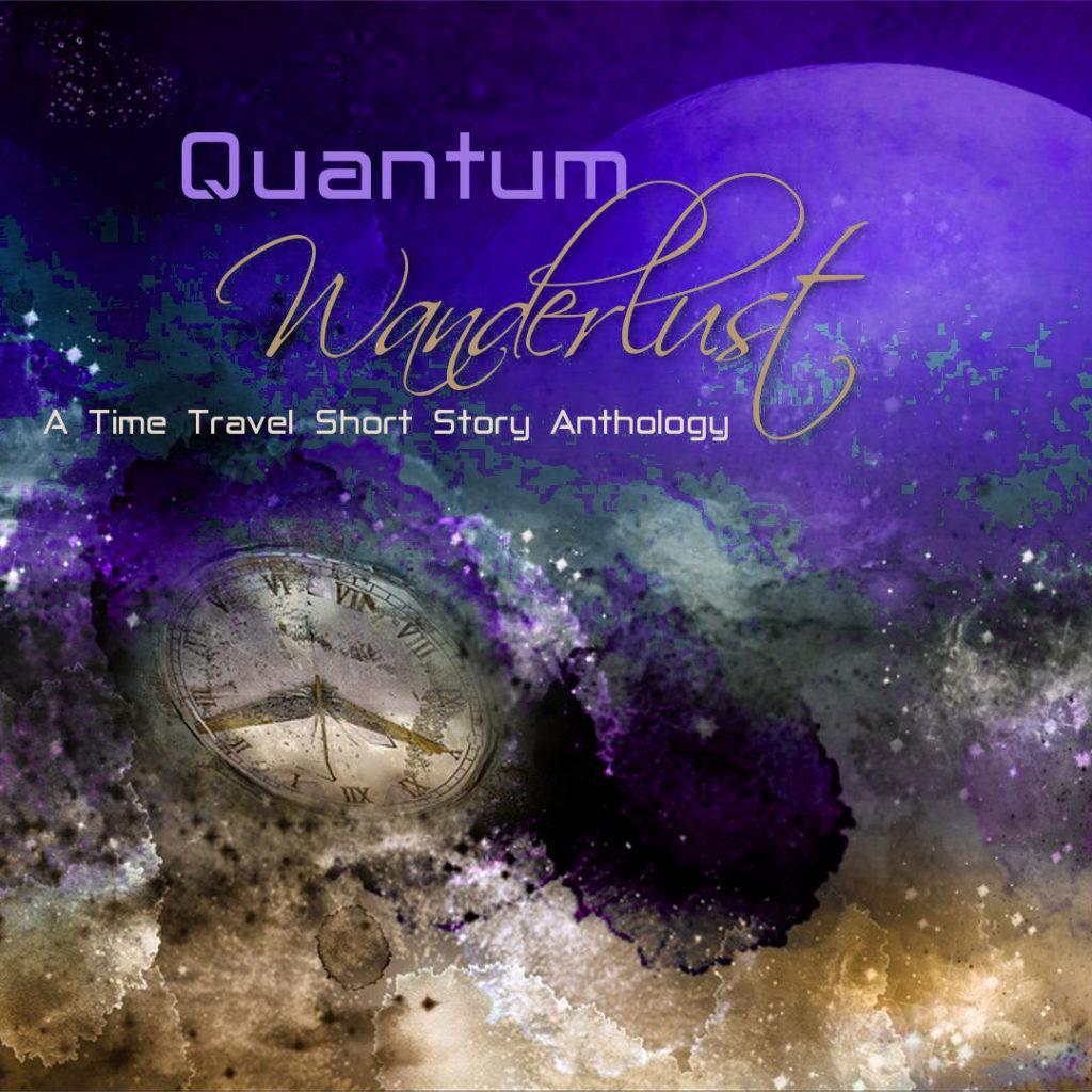 Quantum Wanderlust Purple